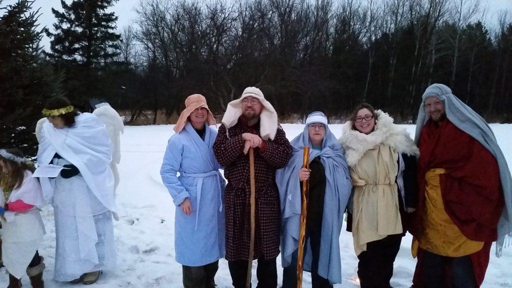 Live Nativity 1